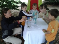 Tauf- und Gemeindefest